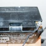 Test Dinokraftpaket Batterieerhaltung Ringösen