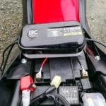 BC Battery Controller Duetto Laden im eingebauten Zustand
