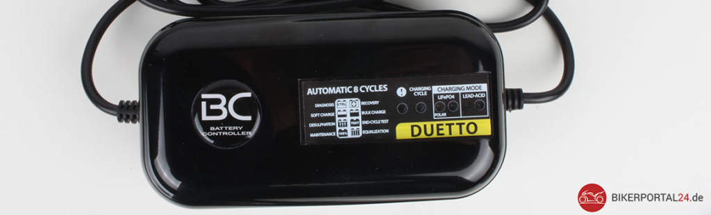BC Battery Controller Duetto Header