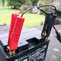 BC Battery Controller Duetto Batterieklemmen