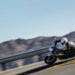 Triumph SpeedTriple Weiß