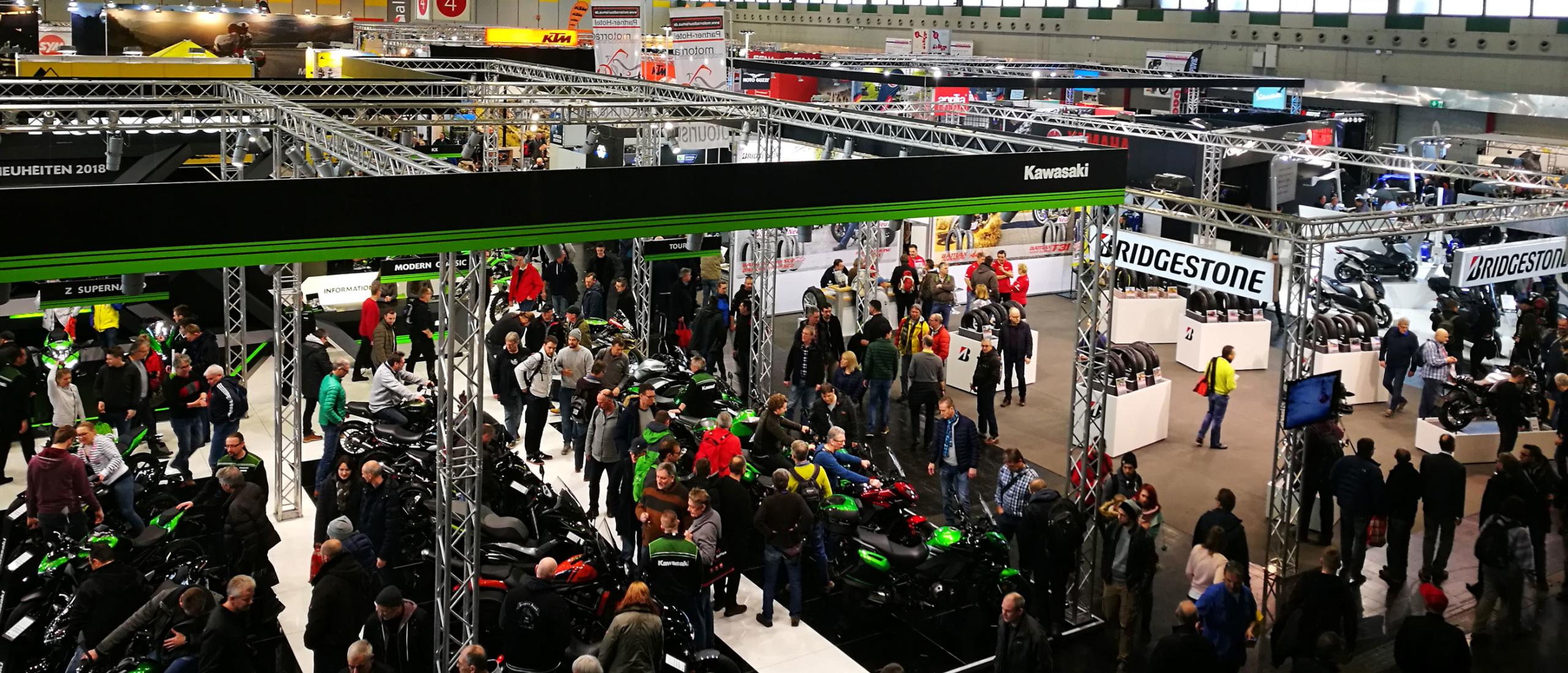 Motorräder Dortmund Show Trial