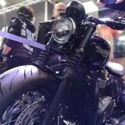 Motorräder Dortmund Thruxton