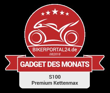 GDM August 2018 Award S100 Premium Kettenmax