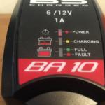 BS Battery BA 10 Gerät