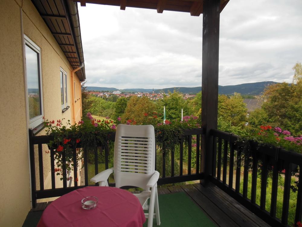 Hotel Asterra Balkon