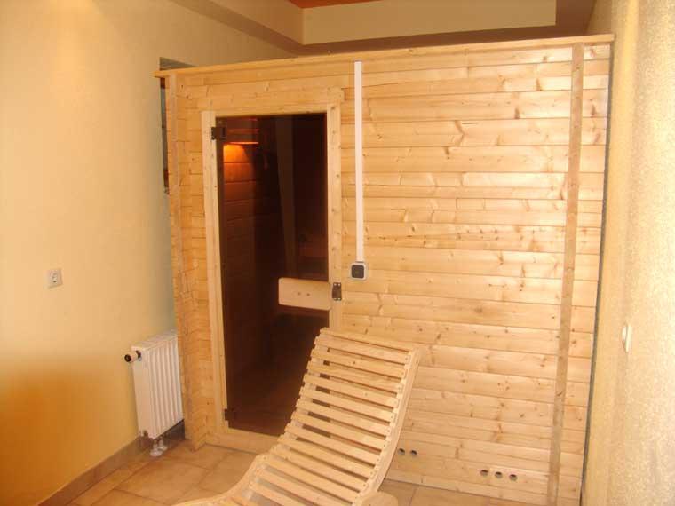 Auf der Hohe Sauna