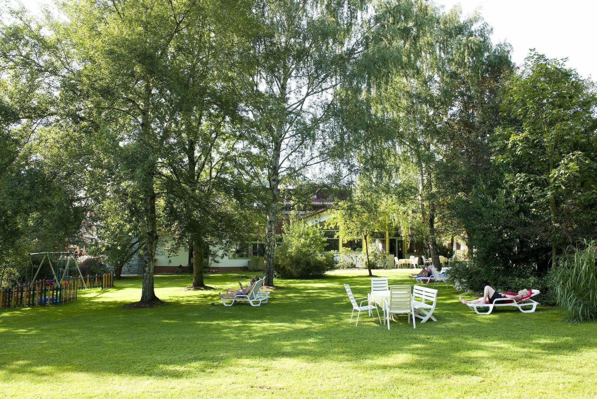 Bayerwald Garten