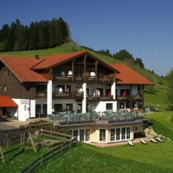 Hotel Berghof am Paradies