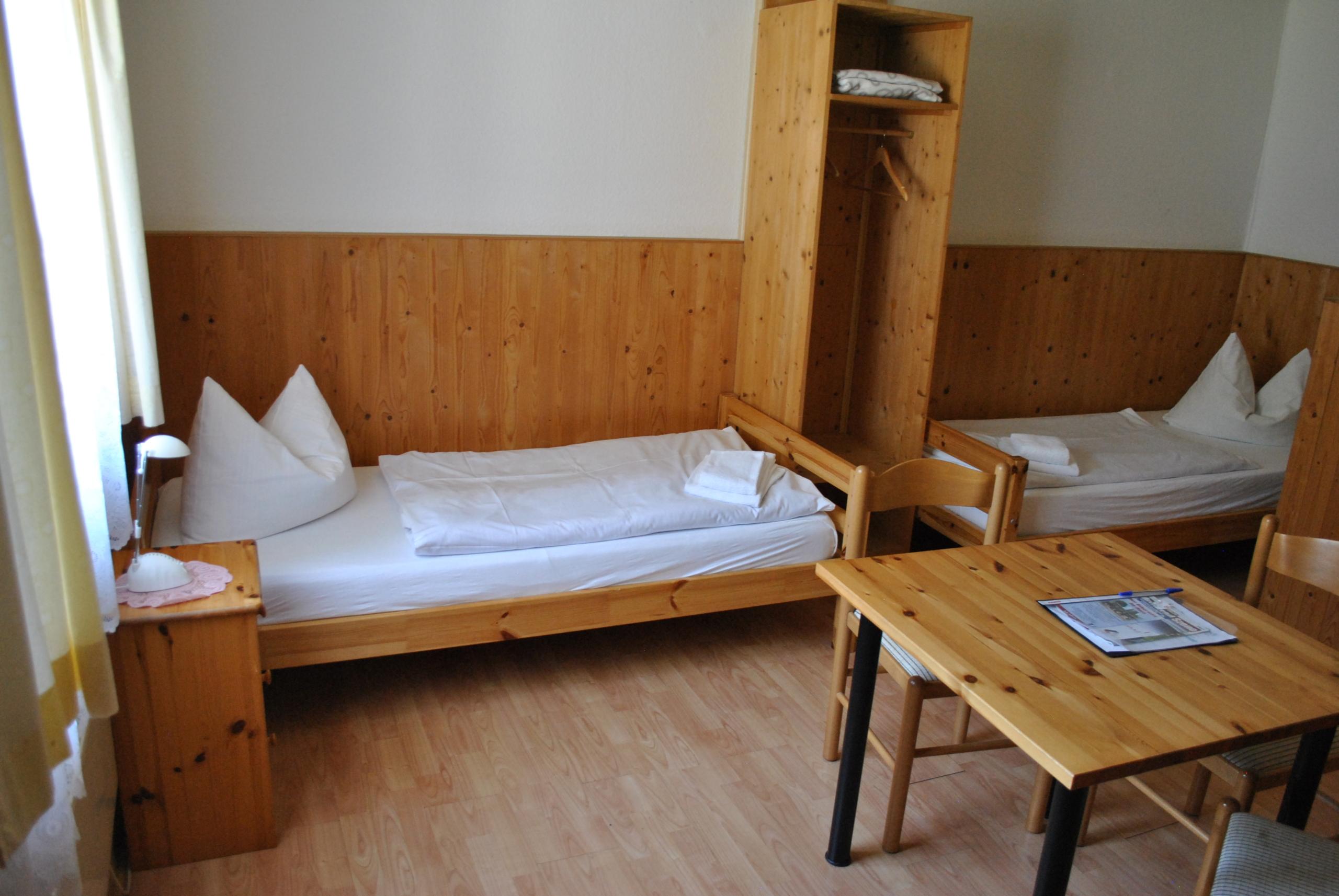 Bikerwirt Harz Zimmer