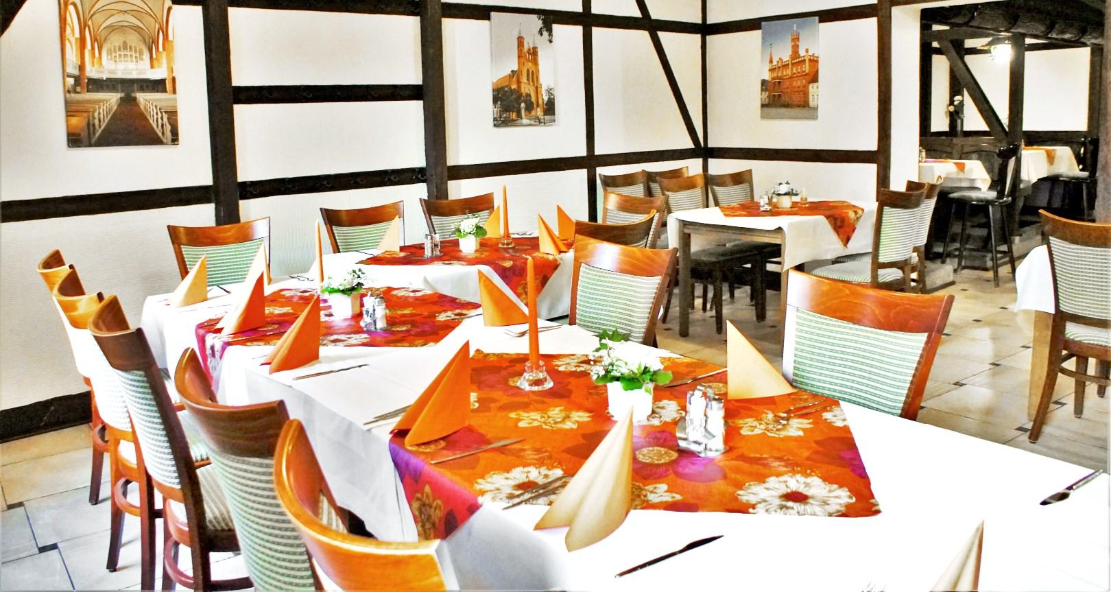 Bluhms Hotel Restaurant