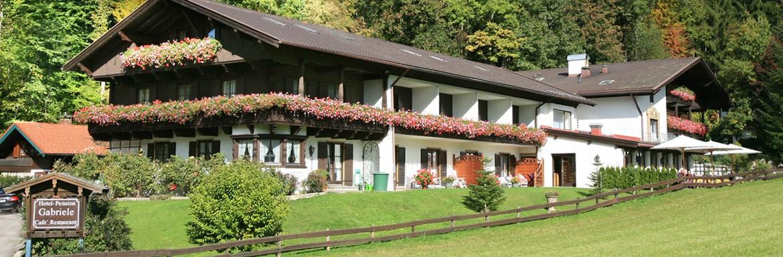 Landhotel Gabriele aussen
