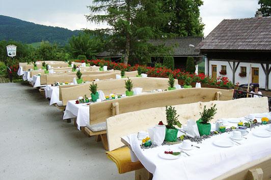 Düllhof Terrasse