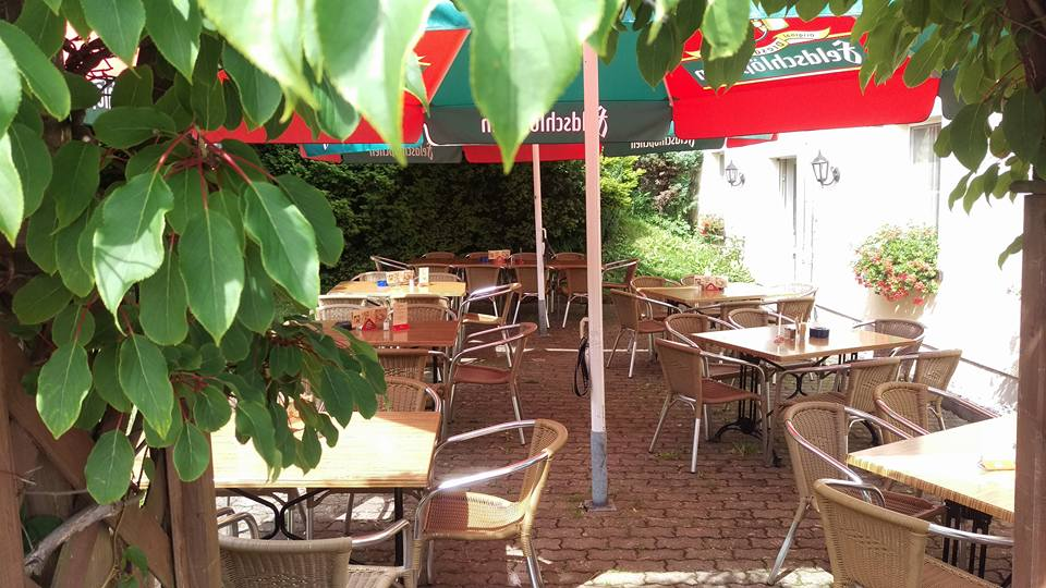 Gasthof Fürstenthal Biergarten