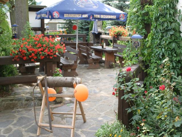 Gasthof Oehme Garten