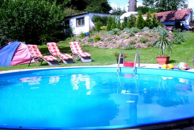 Gasthof Oehme Pool