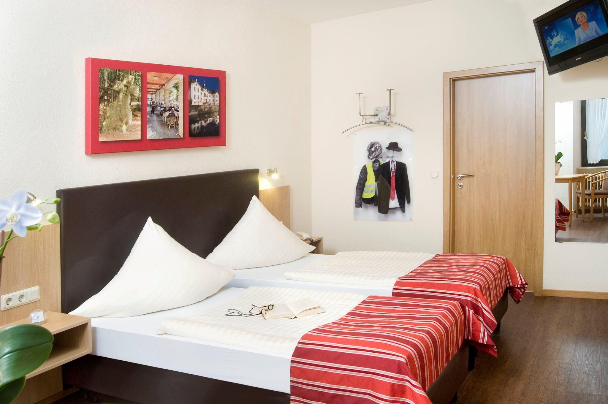 Hotel Hauer Zimmer