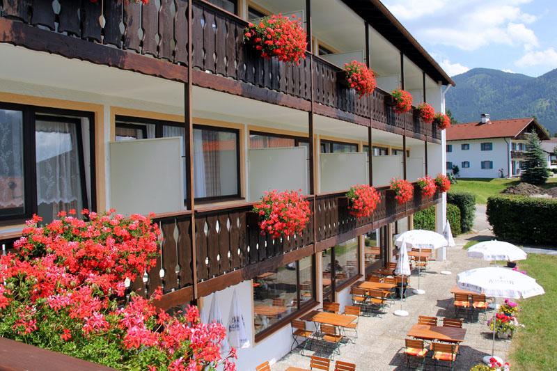 Hotel Alpenblick Terrasse