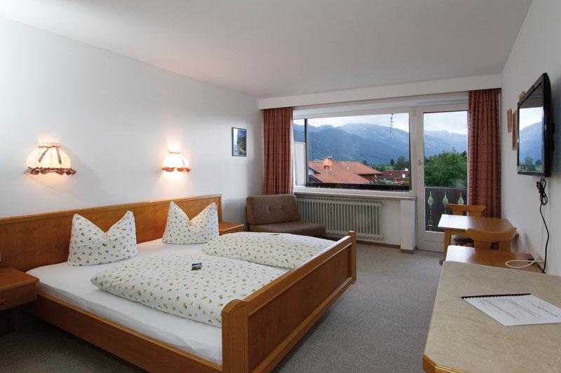 Hotel Alpenblick Zimmer