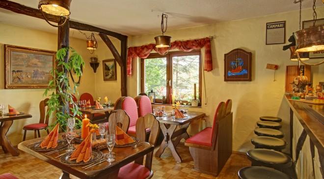 Hotel Burgblick Restaurant