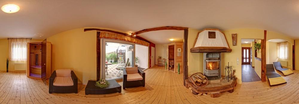 Hotel Burgblick Sauna