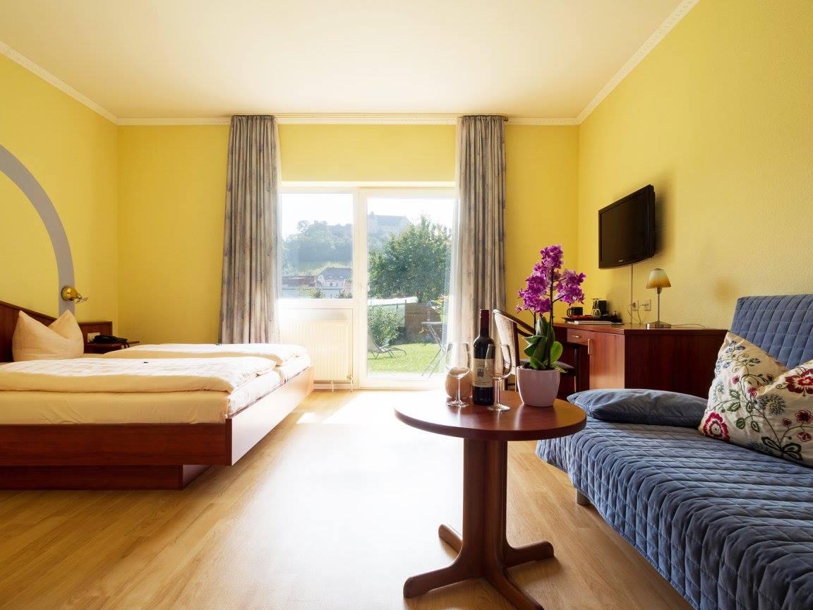Hotel Burgblick Zimmer