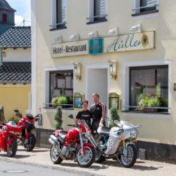 Hotel Restaurant Hüllen