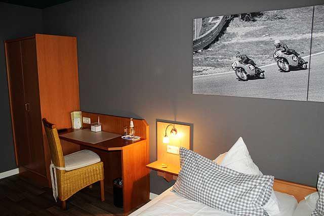 Hotel Hüllen Zimmer