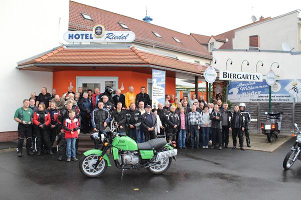 Hotel Riedel Biker