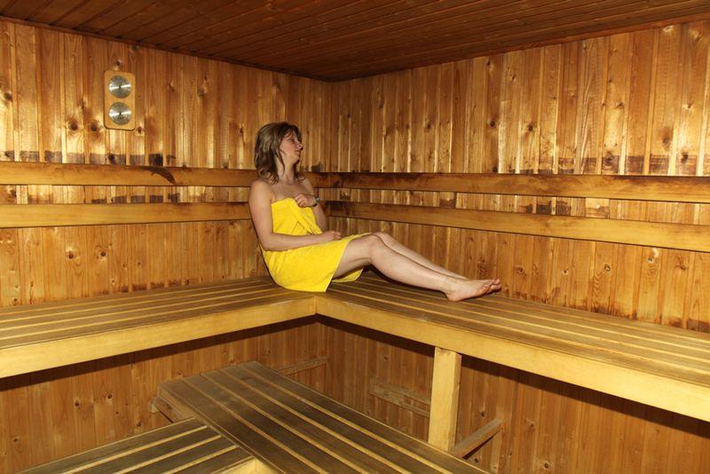 Hotel Riedel Sauna