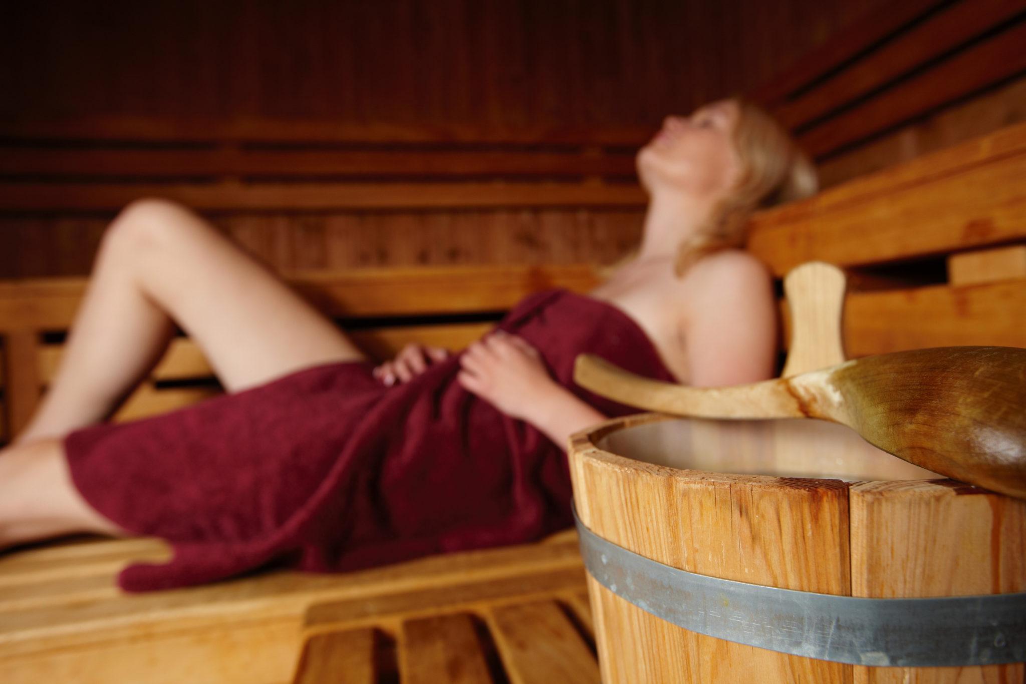 Hotel zum Schneekopf Sauna