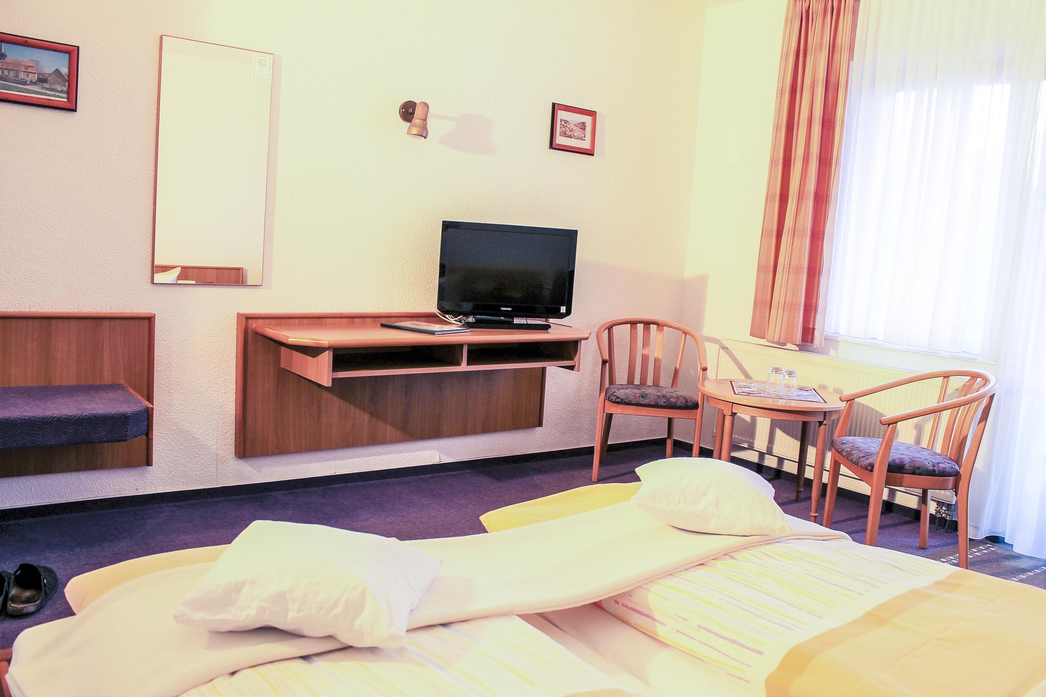 Hotel zum Schneekopf Zimmer