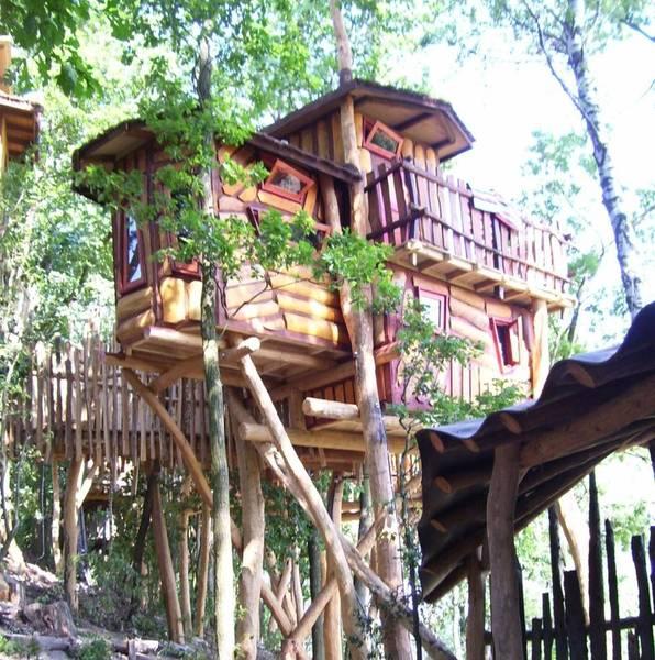 Kulturinsel Baumhaus