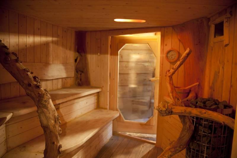 Kulturinsel Sauna
