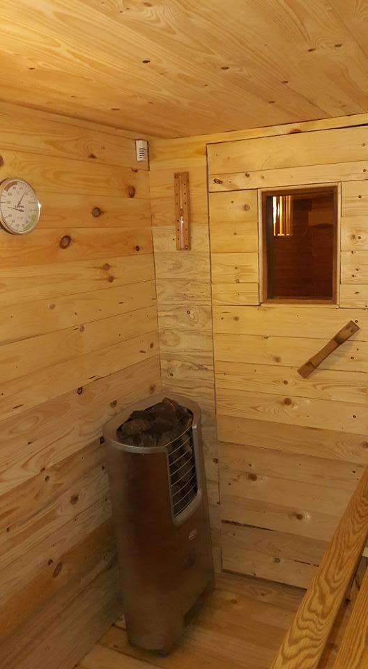 Kunstberg Sauna