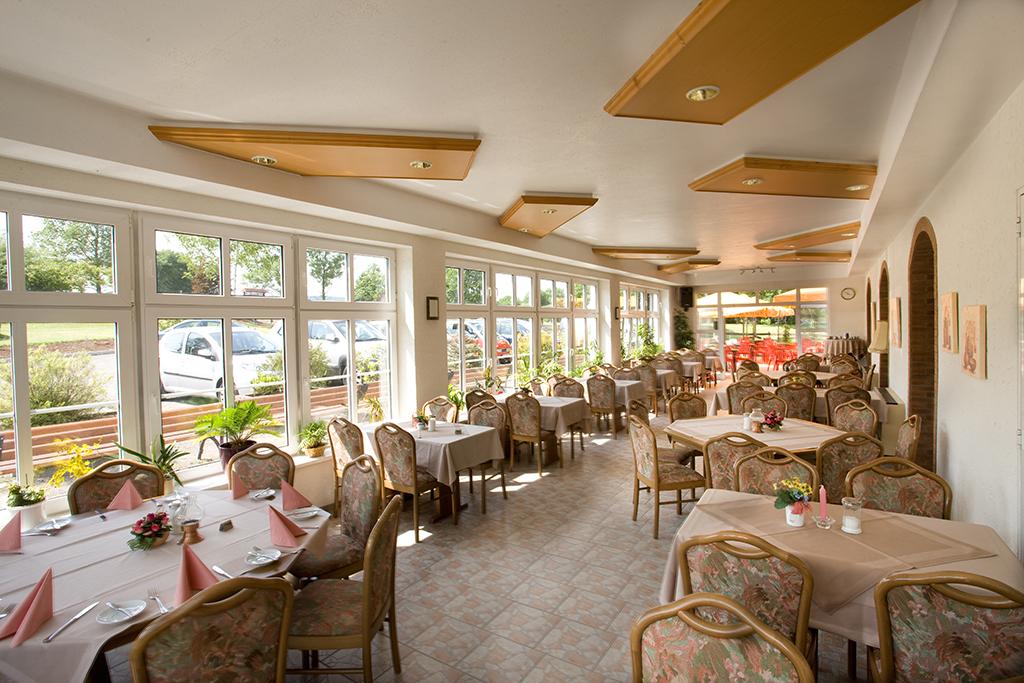 Hotel Pappelhof Restaurant