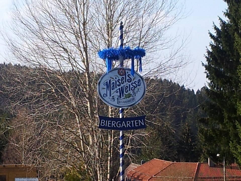 Quellenhof Biergarten