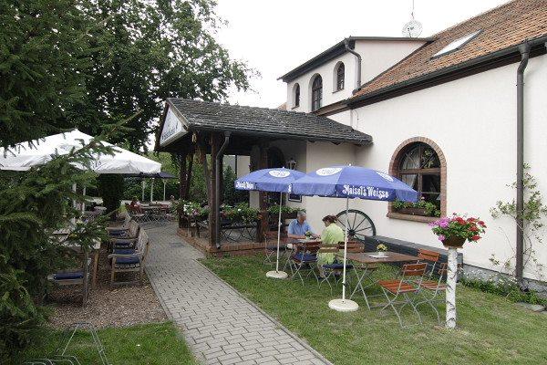 Radduscher Hafen Biergarten