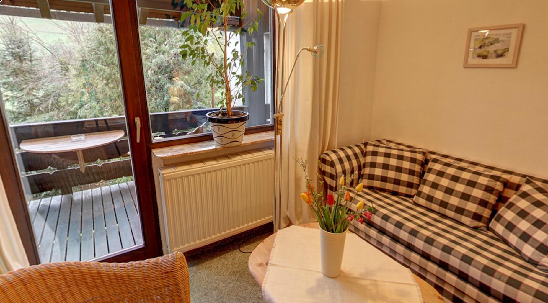 Reckweilerhof Zimmer
