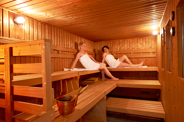 Hotel Rückert Sauna