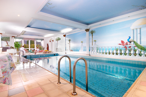 Hotel Rückert Schwimmbad