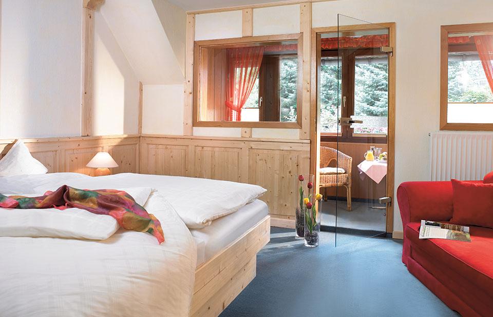 Sauerländer Hof Zimmer