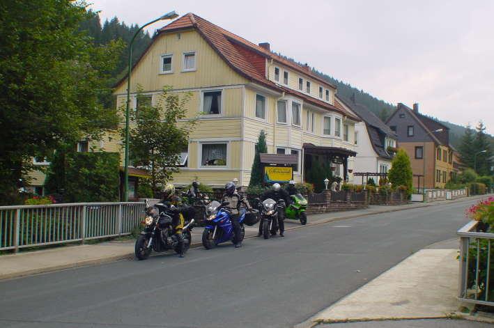 Pension Sonneck Biker