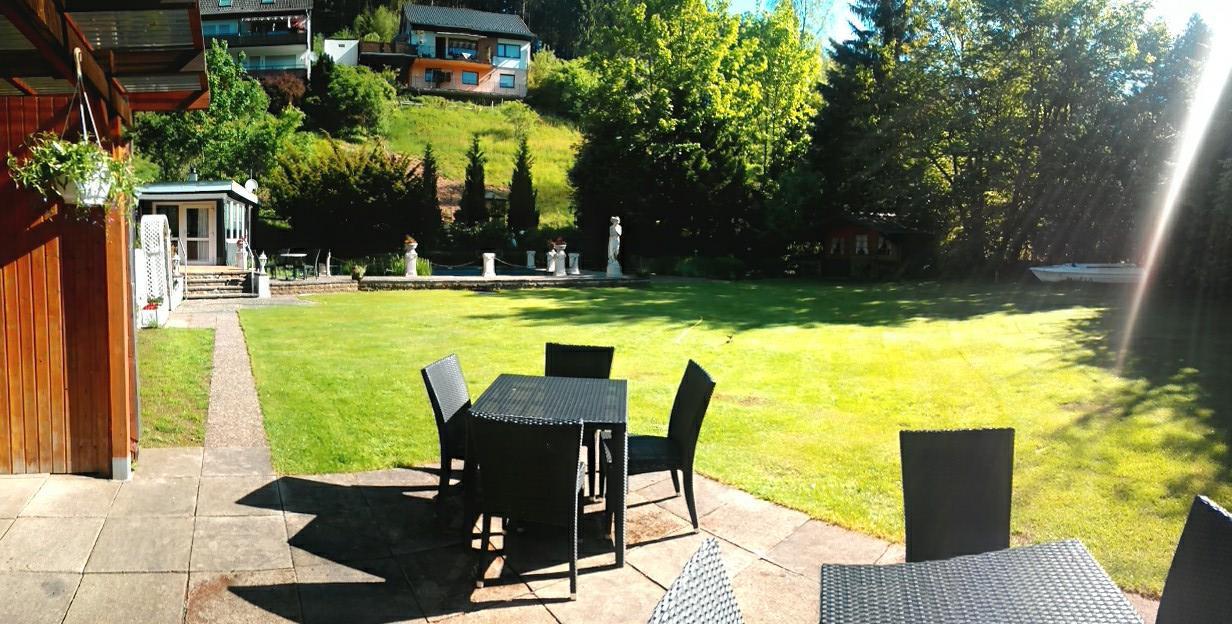 Pension Sonneck Garten