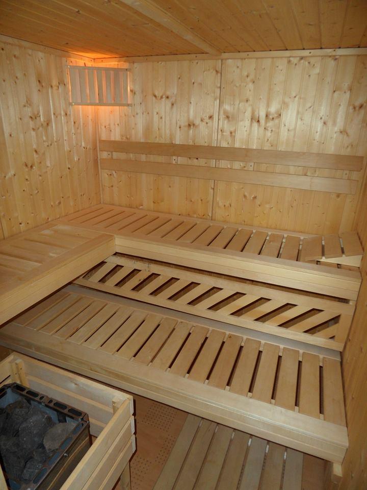 Pension Sonneck Sauna
