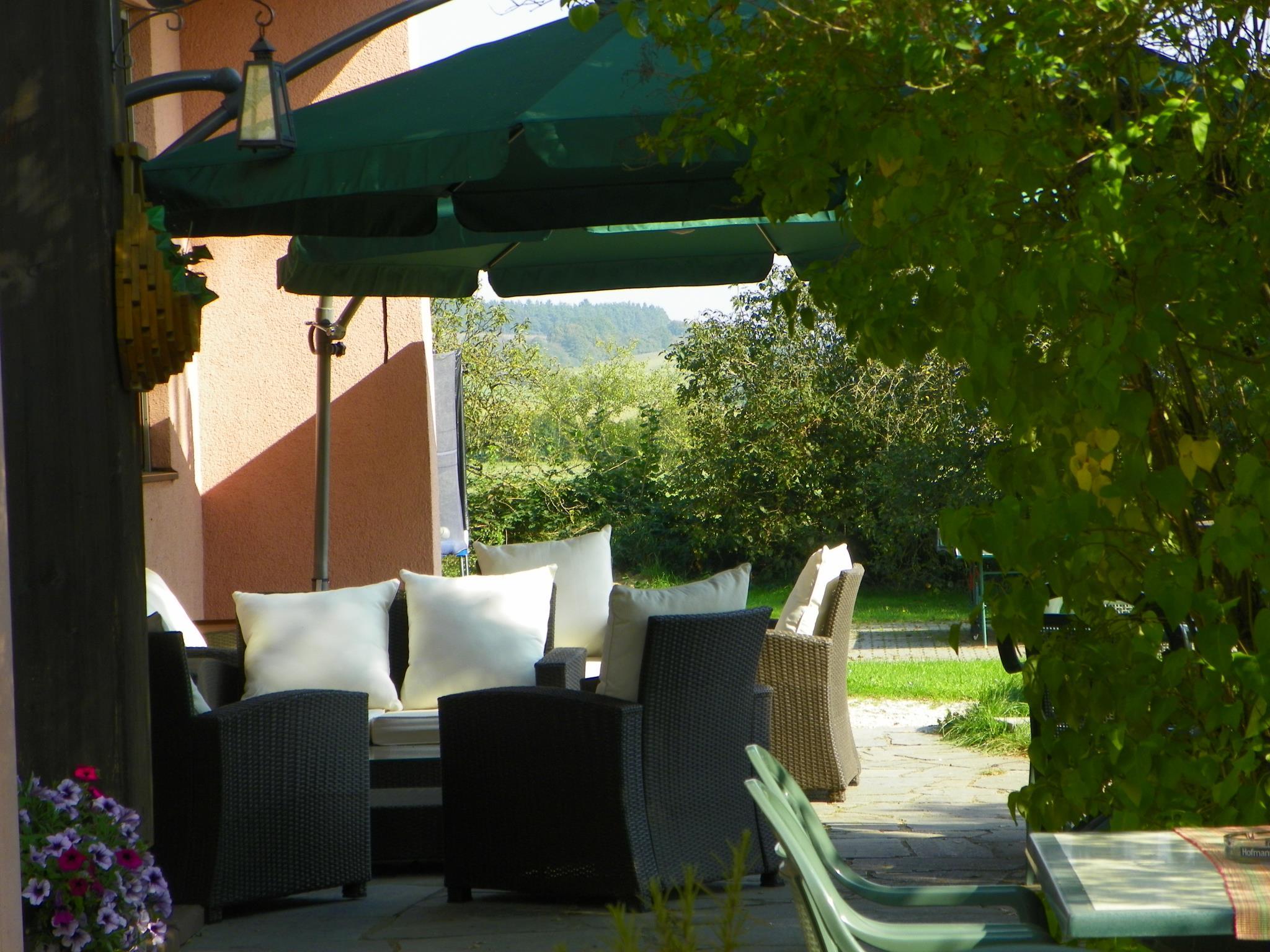 Hotel Steigerwald Garten