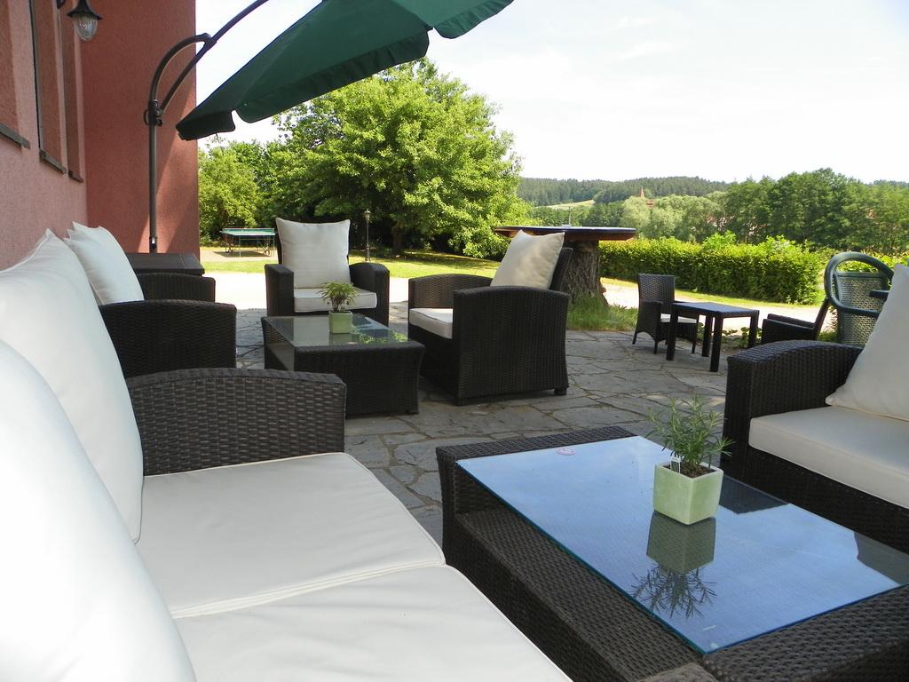 Hotel Steigerwald Lounge