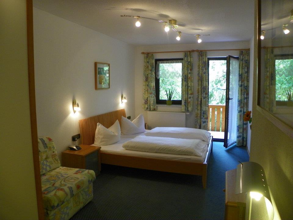 Hotel Steigerwald Zimmer