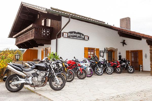 Stoaberger Hof Biker