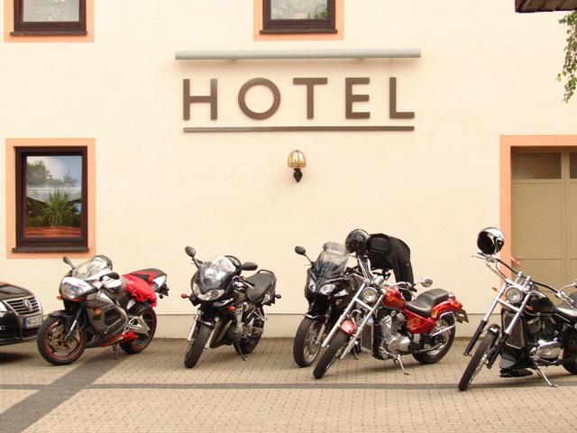 Hotel Vierjahreszeiten Biker